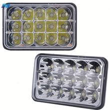 High Quality 6.5 Inch 45W LED Work Light Bar Spot Replace DRIVING HEADLAMP OFFROAD 12V 24V