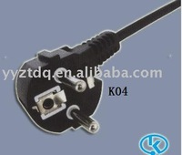 Korea power cord k04 KETI