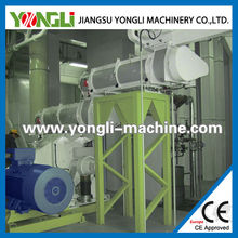 Well known CE passed extrusion floating fish feed mill