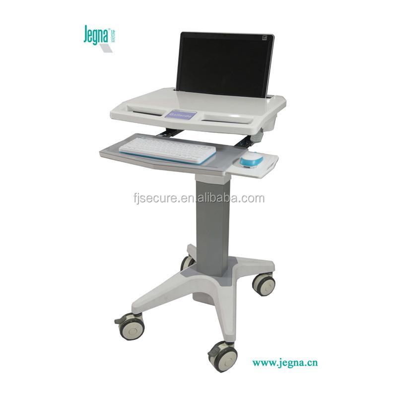 Attirant Simple Height Adjustable Mobile Medical Laptop Cart,Hospital Trolley   Buy  Medical Cart,Hospital Trolley,Laptop Cart Product On Alibaba.com