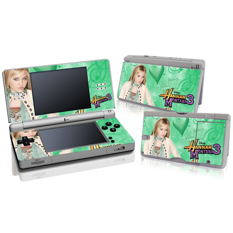Cheap most popular game sticker for NDSL console various patterns skin sticker for NDSL #TN-N DSL-069
