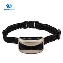 2018 Latest Electric Bark Collars Humane Rechargeable and Waterproof Anti Bark Collar 7 Levels dog collar for WholeSale In China
