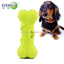Canvas soft Rubber Dog Toy Pet Durable Chew TPR Toy