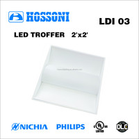 UL DLC approved 48W 600x600mm led ceiling 5 years warranty LDI03 2X2