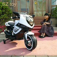 wholesale fashion licenced ride on kids electric mini motorcycle