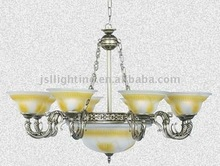 Traditional style aluminium alloy pendent light/Chandeliers