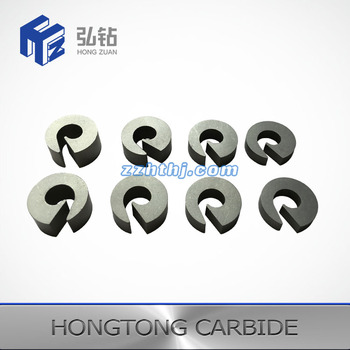 Tungsten carbide TC Swirl Chambers in various thickness