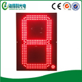 2015 new electronic LED products 16inch advertising numerical led sign