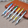 Hot sales promotional plastic ball pen with the name of company