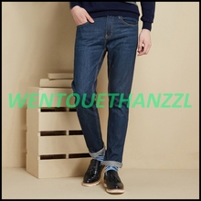 Hot Sale Vintage Raw Denim New Style Jeans Pent Men