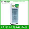 780L glass door upright refrigerator cooler fridge freezer cooler/pepsi display coolers