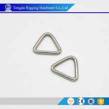 Rigging hardware Stainless Steel Triangle Rings