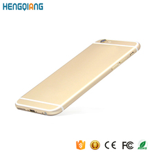 Wholesale back cover battery case for iphone6 housing