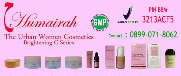 Humairah Cosmetics (safe for pregnant and lactating mothers)