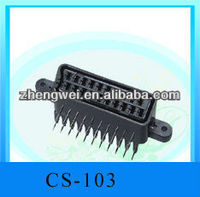 universal power socket/electrical power socket/ac power socket female