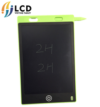2018 high-tech office writing tablet memo pads lcd new type kids magbetic board product