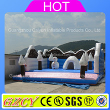 Kids party used inflatable jumping bounce house/PVC bouncy castle