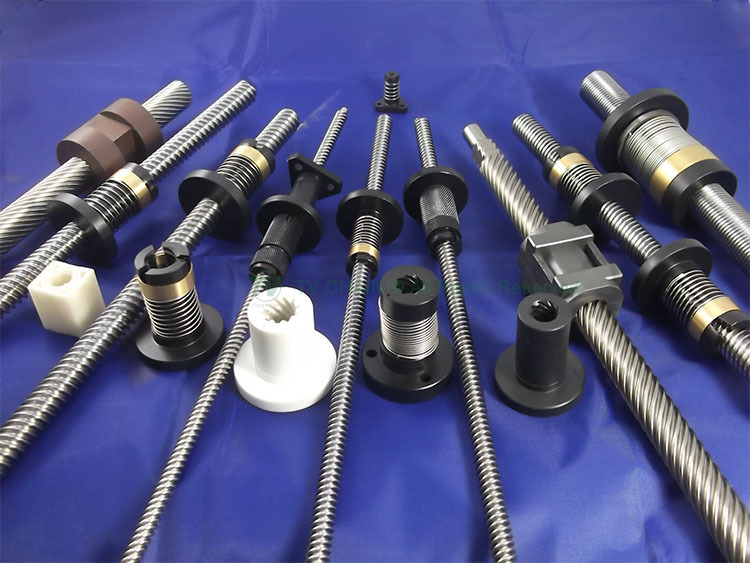 Acme Lead Screws And Nuts