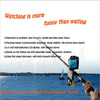Perfect Fit waterproof ir underwater video camera fishing underwater rotating camera With Beautiful Design