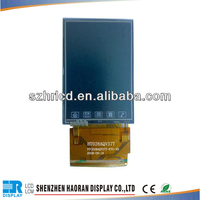 small lcd display , 2.8 inch mobile lcd with resistive touch panel