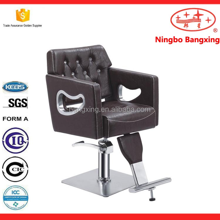 New women beauty salon uniform hairdresser chair beauty salon barber chairs for sale BX-3011A
