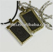 2012 09 scalar New life Square Energy pendant necklace