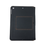 Made in China superior quality protective pu leather case for ipad mini