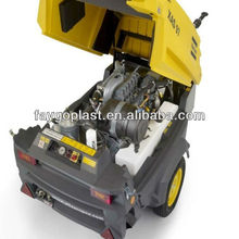 CE and ISo diesel portable generator air compressor