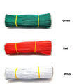 10cm 0.66tf 24AWG multi color antioxidant Tin Plated Copper LED cable wire easy to welding