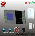 GSM wireless home burglar security alarm system Manufacturers alarm detection wireless