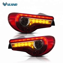 For VLAND wholesales sequential led taillights 2012-2016 tail lamp for toyota 86