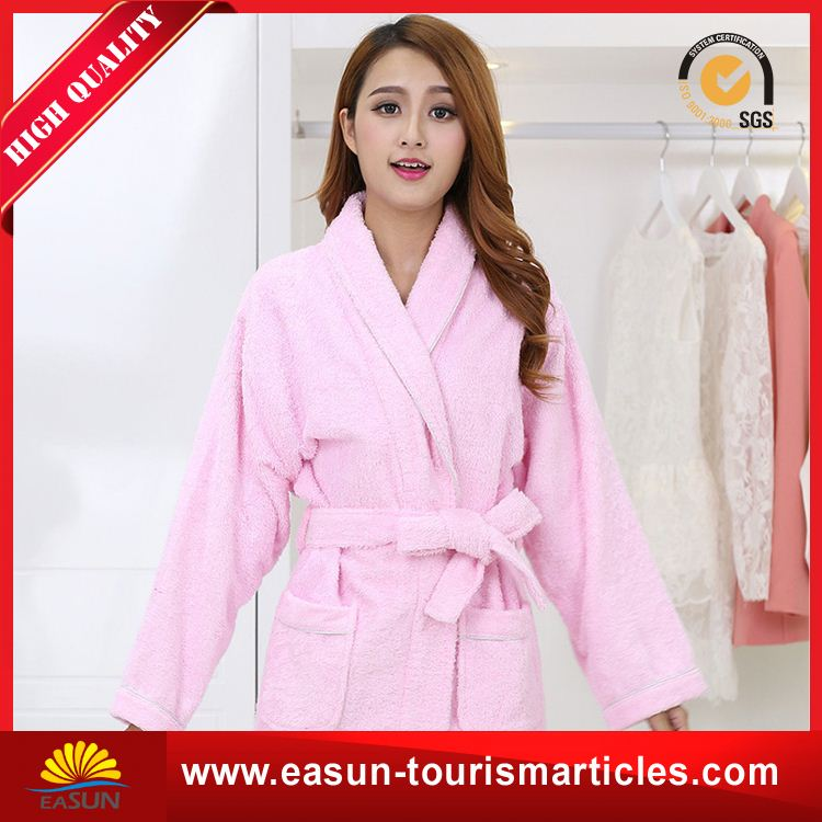 kimono style robe promotional cotton bathrobe children bathrobe factory wholesales
