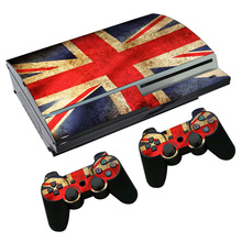 Popular Crazy Selling For PS3 Fat color skin sticker equipment decals