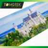Yongtek decoration Plastic board for wall decoration lights and lighting