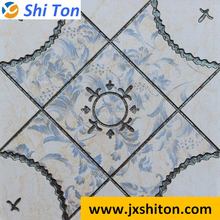 Promotion cheap marbonite tiles,porcelain tiles metal glazed floor tiles