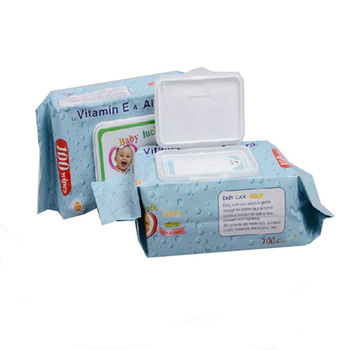 GWW415 Customized Personal Single Individual Mini Pack Organic Cotton Pure Glycerin Alcohol Free Baby Wet Wipe For Children