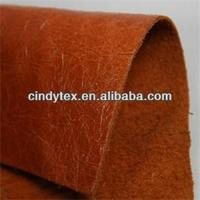 soft and worm real lambskin furniture leather fabric