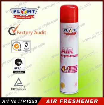 330ml hand spray aerosol air refresher