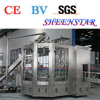 High efficiency filling machine 5 gallon water bottle