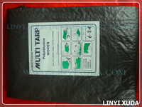 china factory supply low price blue protective tarps export to the republic of Belarus