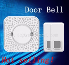 Hot selling latest designed waterproof electric wireless door bell