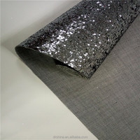 High performance pu leather definition artificial glitter leather for furniture upper