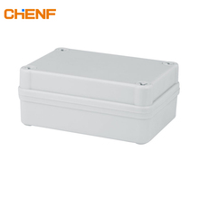 Waterproof Junction Box Electric Control Underground Electrical Junction Boxes Terminal Block IP65 110*80*45mm