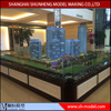 China supplier 3D rendering architectural design model / Custom miniature architectural model for commercial plaza