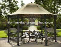 Multifunctional cast iron gazebo for wholesales