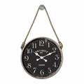 Wholesale factory price metal wood decorative art wall clock