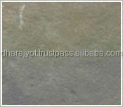 Natural green floor stone slate slate pieces