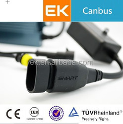 EK Newest Canbus Shockproof Waterproof Xenon H8 H9 H10 H11 3000k 4300k 5000k 6000k Whosale HID Xenon H7RC