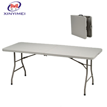 masstic supply cheap plastic folding long table