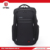 Soft feeling high quality nylon USB ergonomic school backpack with high quanlity